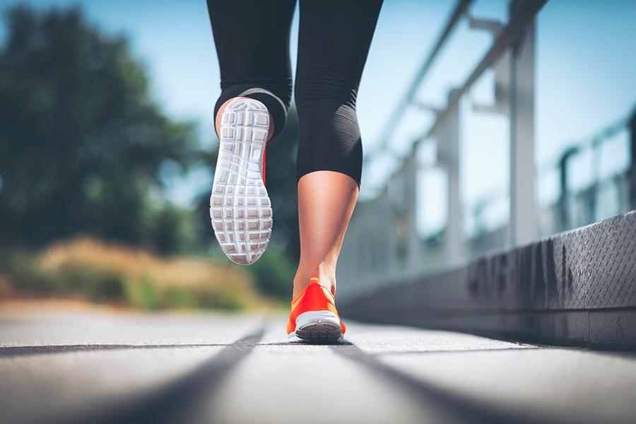 Løbetræning-efter-fødslen